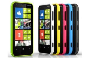 Nokia Lumia 620 - nowy i bardzo kolorowy smartfon z Windows Phone 8