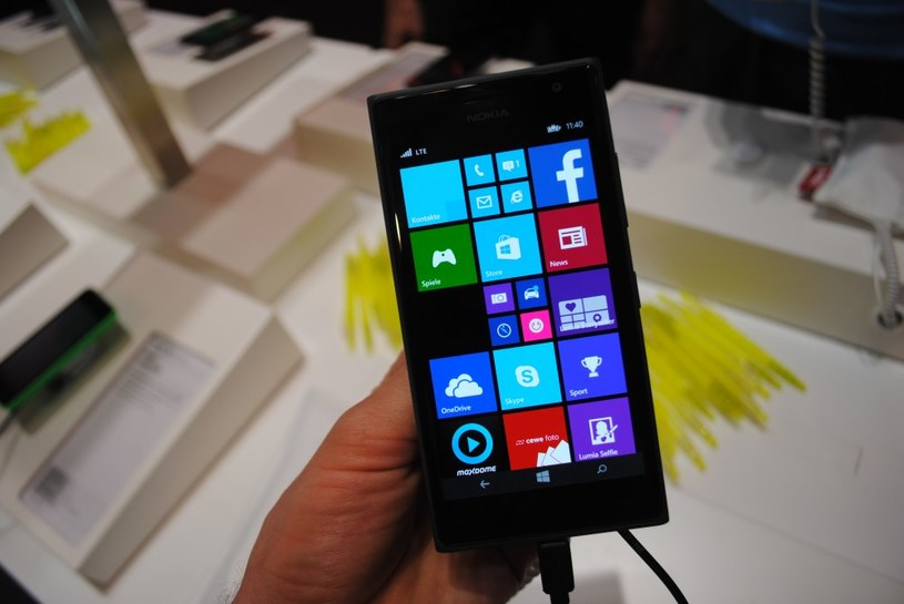 Nokia Lumia 730 /INTERIA.PL