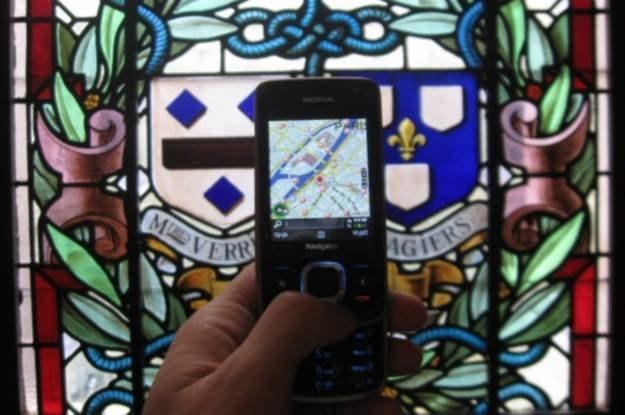 Nokia Maps (teraz OVI Maps) to jedna z ciągle zmieniających się usług Nokii /INTERIA.PL