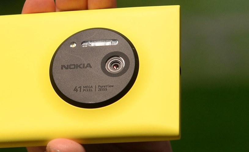 Nokia może wrócić do gry o najwyższą stawkę, jeśli chodzi o mobilną fotografią /AFP