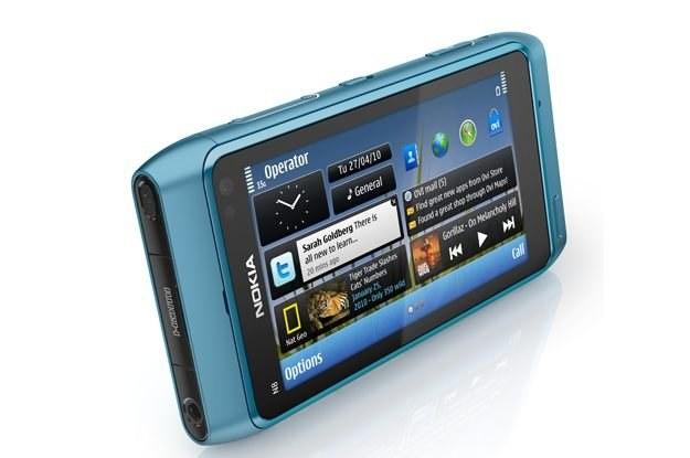 Nokia N8 - ostatnia nadzieja Nokii /materiały prasowe