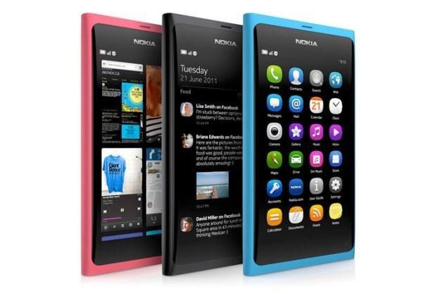 Nokia N9 /materiały prasowe
