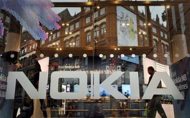 Nokia nie ma zamiaru rezygnować ze smartfonów /AFP