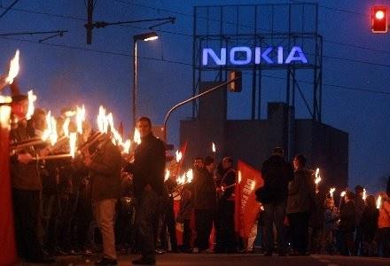 Nokia nie może zaliczyć ostatniego kwartału do udanych /AFP