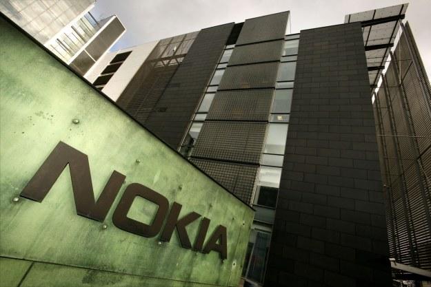 Nokia pozbywa się niepotrzebnych działów /AFP