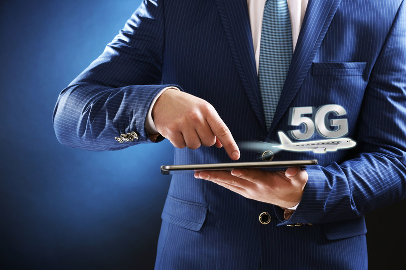 Nokia stawia na sieć 5G /123RF/PICSEL