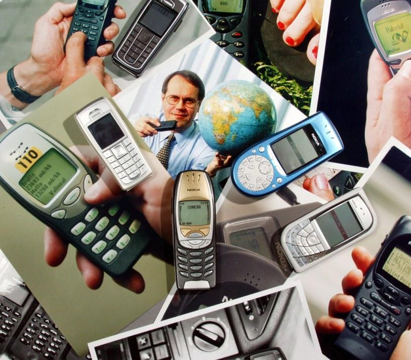 Nokia stworzyła wiele kultowych modeli /AFP