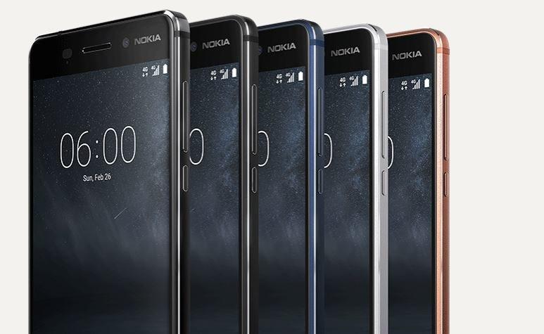 Nokia wprowadza swoje smartfony na kolejne rynki /materiały prasowe