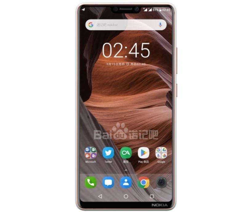 Nokia X6 może być najbardziej przełomowym modelem tego producenta od lat /Weibo /materiał zewnętrzny