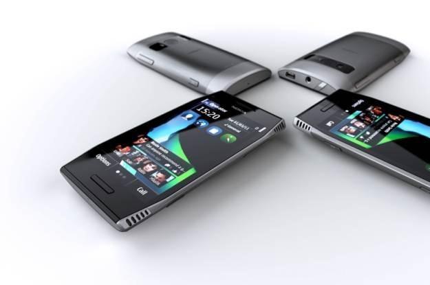 Nokia X7 /materiały prasowe