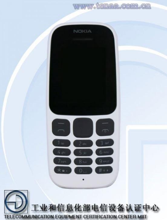 Nokia zamierza na poważnie odświeżyć rynek prostych telefonów /TENAA /Internet