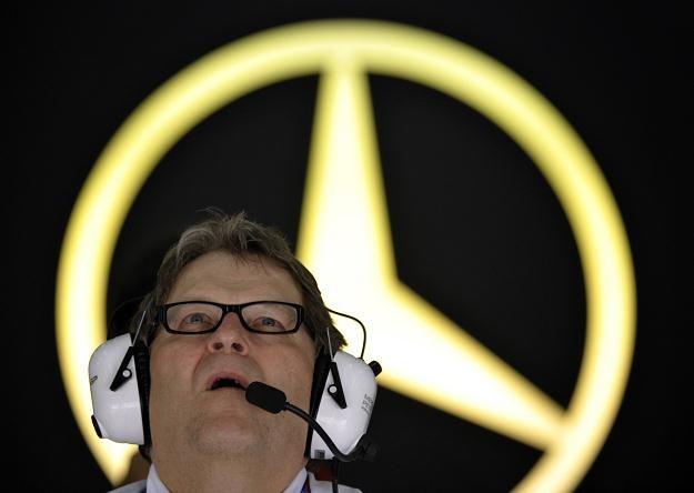 Norbert Haug odchodzi z Mercedesa /AFP