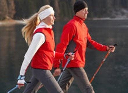 Nordic Walking został wymyślony przez Finów /www.diety.interia.pl