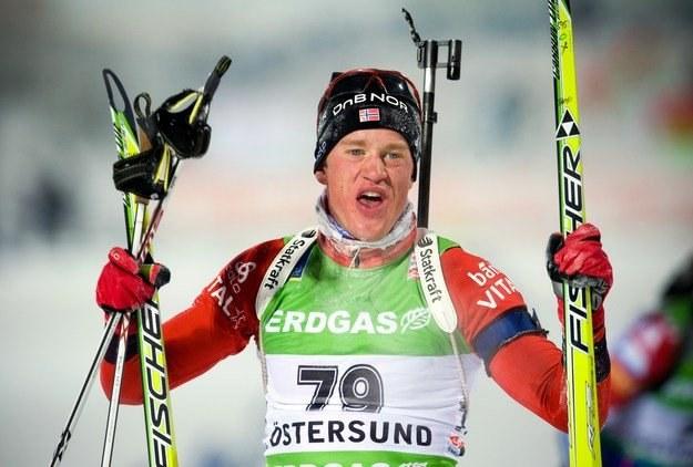 Norweg Tarjei Boe /AFP