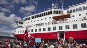 Norwegia: coraz więcej turystów i... pracy