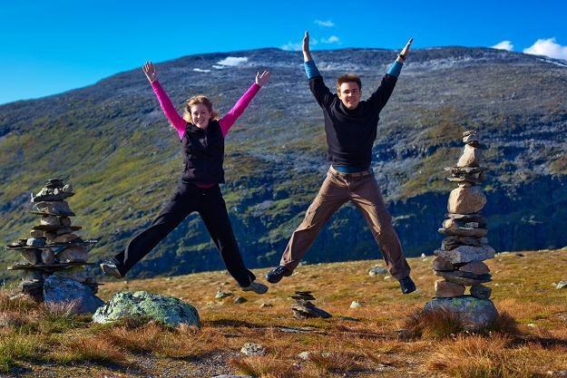 Norwegia jest bardzo atrakcyjnym krajem dla naszych rodaków /123RF/PICSEL
