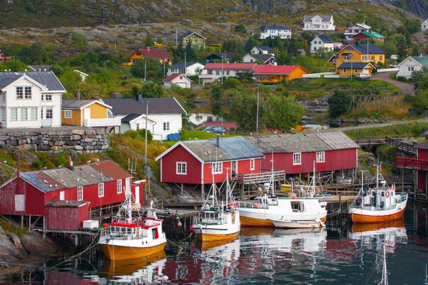 Norwegia, Lofoty /123RF/PICSEL