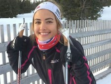 Norweski biathlonista unikał... całowania się z narzeczoną