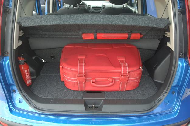 note bagażnik /Motor