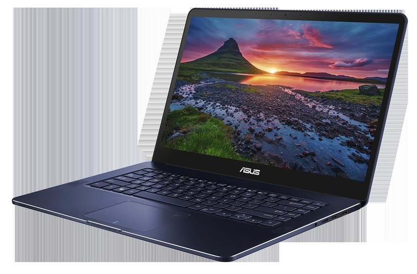 Notebook ASUS ZenBook Pro (UX550) /materiały prasowe
