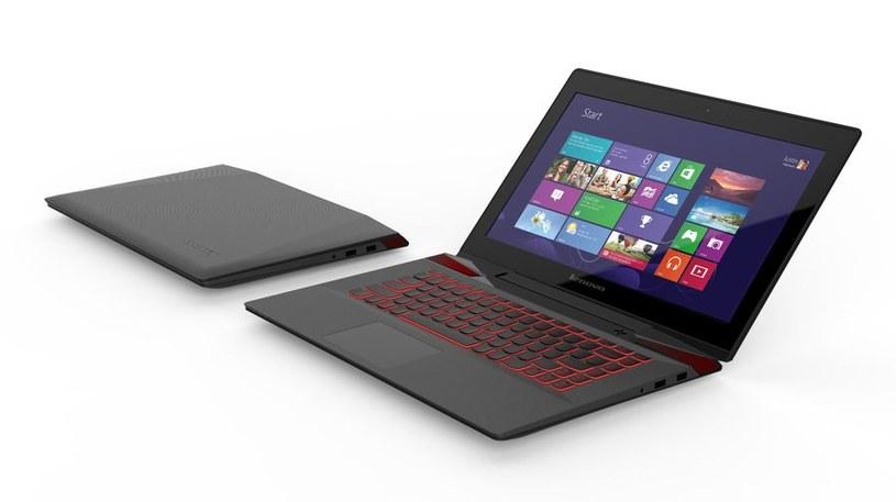 Notebook Lenovo z serii Y /materiały prasowe