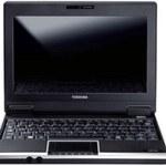 Notebook Toshiby z dwurdzeniowym Atomem