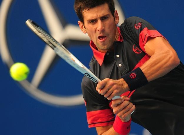 Novak Djoković i jego rywale od 2012 roku będą mieli krótsze wakacje /AFP