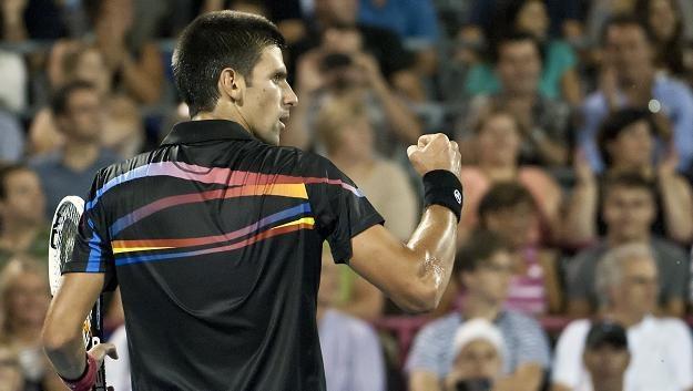 Novak Djokovic /AFP