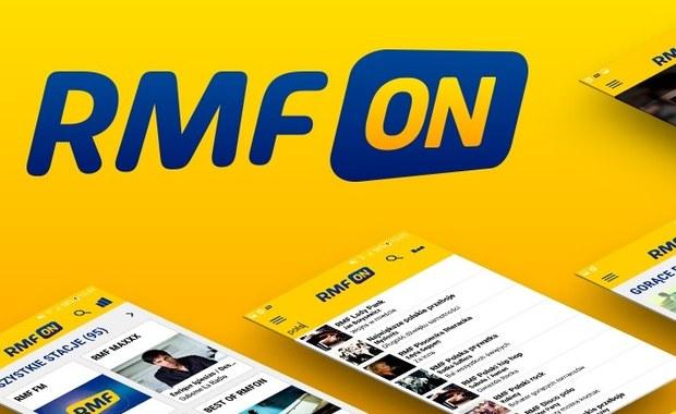 Nowa aplikacja mobilna RMFon.pl