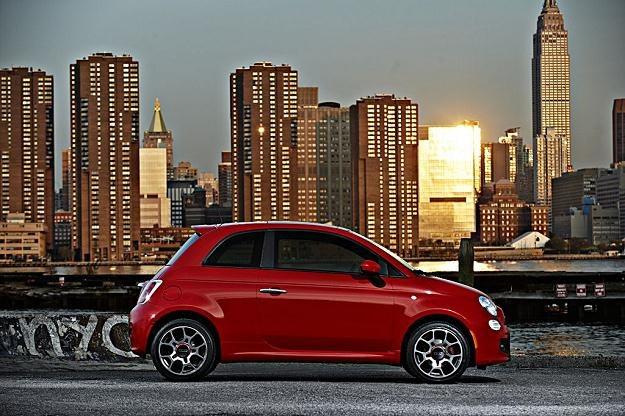 Nowa generacja Fiata 500 ma powstawać wyłącznie w Tychach. Również w wersji amerykańskiej /