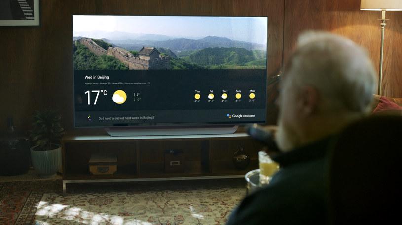 Nowa generacja telewizorów LG z CES 2018 /materiały prasowe