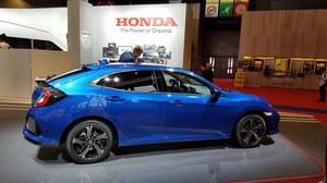 Nowa Honda Civic hatchback i sedan oficjalnie
