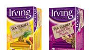 Nowa linia herbat Irving
