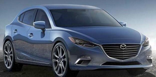 Nowa Mazda3 /