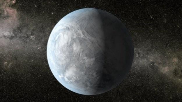 Nowa metoda analizy występowania metanu ma ułatwić poszukiwanie życia na innych planetach. /NASA