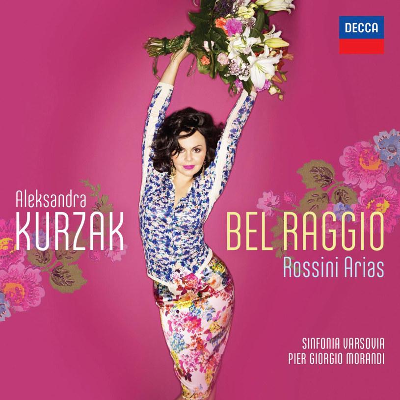 Nowa płyta Aleksandry Kurzak pokazuje oblicze artystki jako wybitnej odtwórczyni ról Rossiniego /materiały prasowe