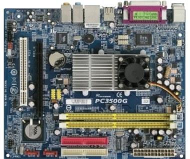 Nowa płyta główna pc3500 od VIA