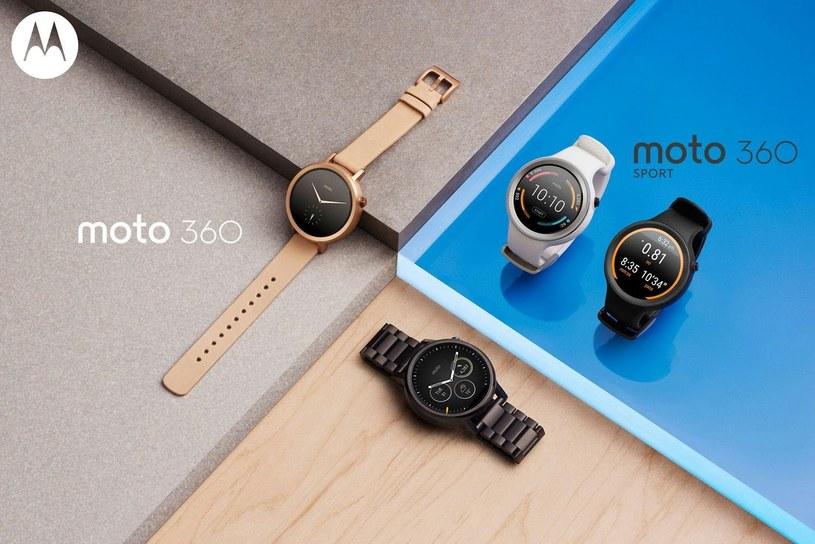 Nowa rodzina Moto 360 /materiały prasowe
