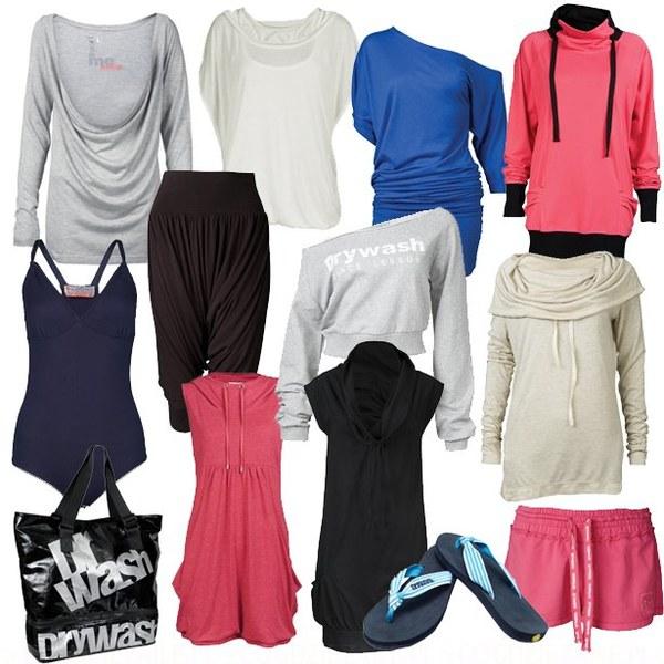 Nowa marka sportowych ubrań DRYWASH.