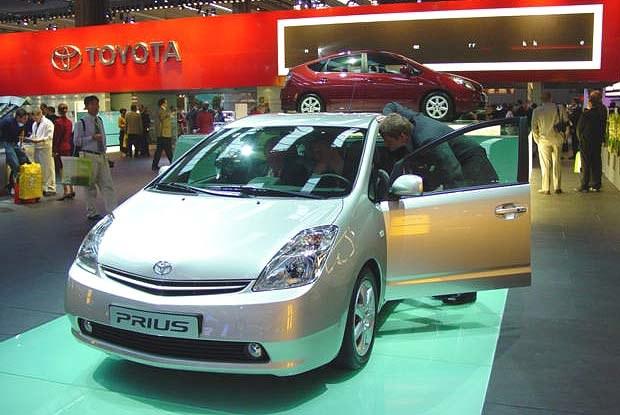 Nowa Toyota Prius (kliknij) /INTERIA.PL