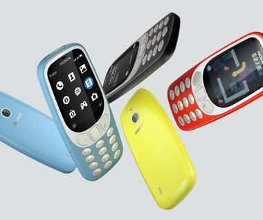Nowa wersja komórki Nokia 3310 3G