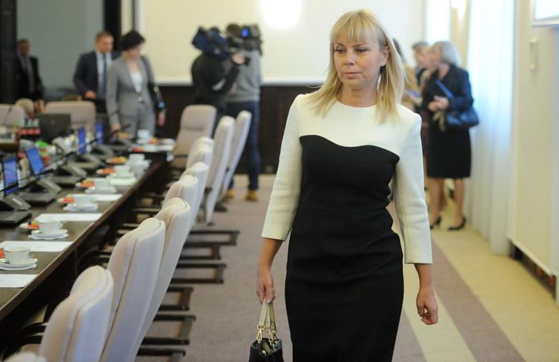 Nowa wicepremier i minister infrastruktury i rozwoju Elżbieta Bieńkowska /Bartłomiej Zborowski /PAP