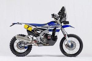 Nowa WR450F Rally gotowa na Dakar