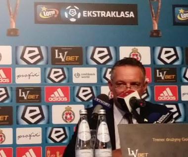 Nowak: Samą piłką się nie wygra. Wideo
