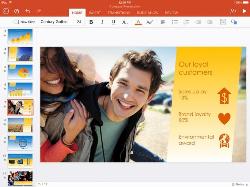 Nowe aplikacje Office 2016 są dostępne w 40 językach i wymagają Windows 7 lub nowszej wersji systemu. Od dziś abonenci Office 365 mogą pobrać nowe aplikacje Office 2016 w ramach swojej subskrypcji /materiały prasowe