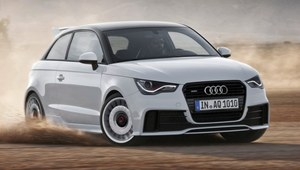 Nowe Audi A1 Quattro