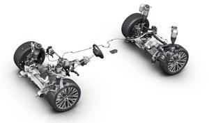 Nowe Audi A8 z innowacyjnym zawieszeniem
