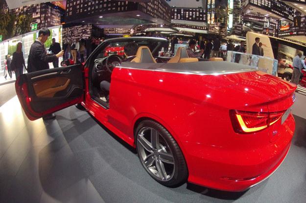 Nowe Audi na IAA 2013 /INTERIA.PL