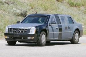 Nowe auto Obamy