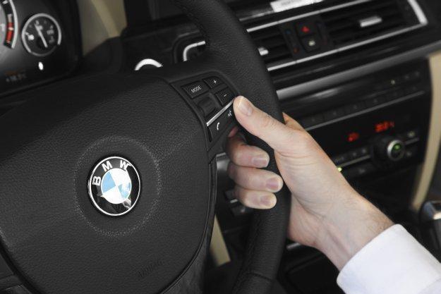 Nowe BMW będzie miało przedni napęd /INTERIA.PL